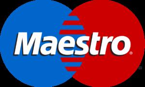 Možnosť platby kartou Maestro