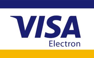 Možnosť platby kartou VISA Electron
